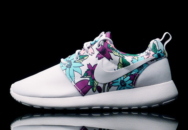 nike roshe one run print
