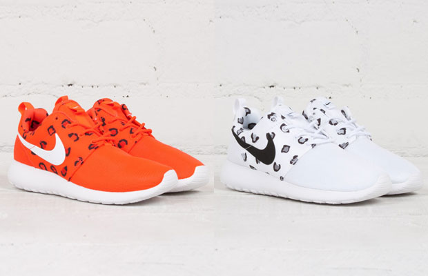 reputable site 7b4ce 8567d Leopard Print Appears On The Nike Roshe Run - SneakerNews.co