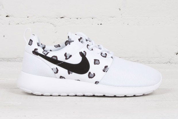 4c8d8a65f418 Leopard Print Appears On The Nike Roshe Run - SneakerNews.com
