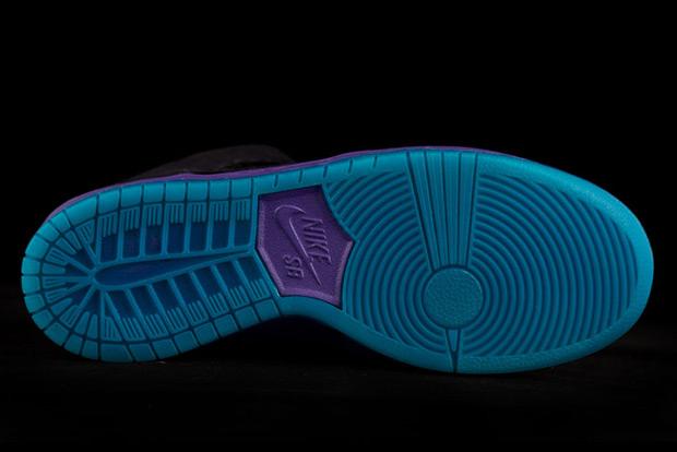 Negro Ovejas X Nike Sb Dunk High Uva XSj6rOHilB