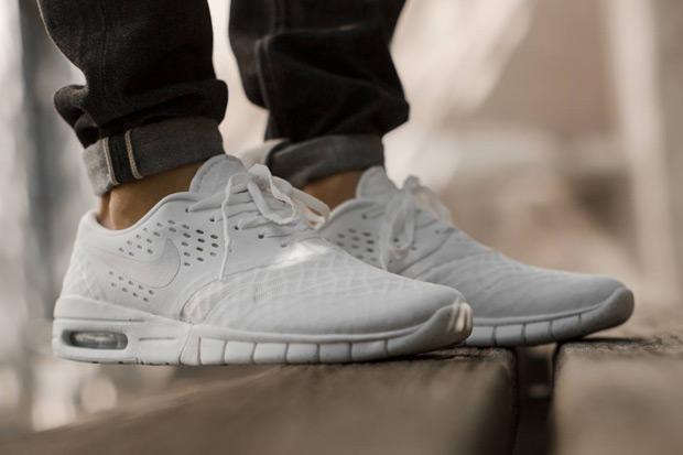 Nike SB Koston 2 Max White Metallic Silver
