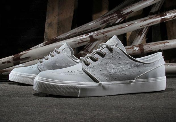 Nike Janoski Sb White