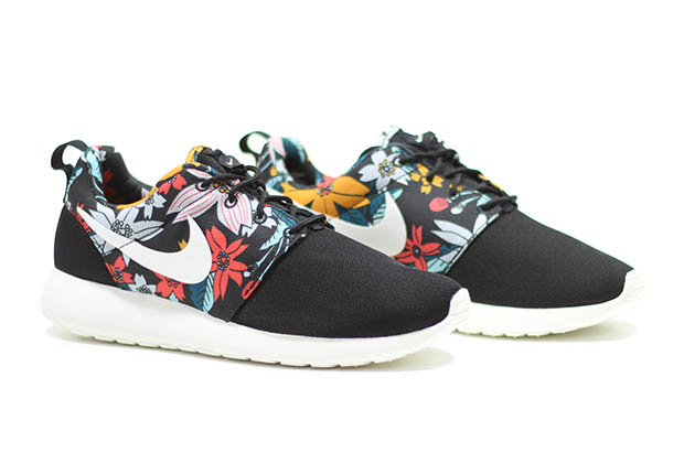 These Hawaiian shirts for your feet are arriving now at finer Nike  Sportswear suppliers like Heist.