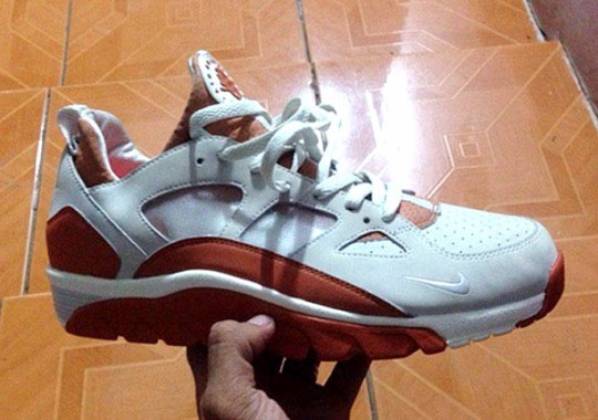 Nike's OG Trainer Huarache Is Getting a Low-top Remake