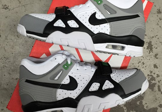 The OG Of All Trainer Colorways Hits the Nike Air Trainer III