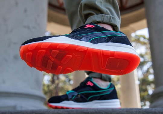 Puma's Retro Classic, The XT1, Arrives In Four New Colorways