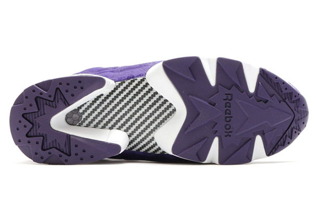 reebok pump fury purple paisley