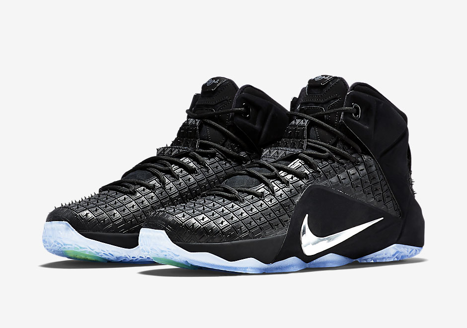 The Nike LeBron 12 EXT