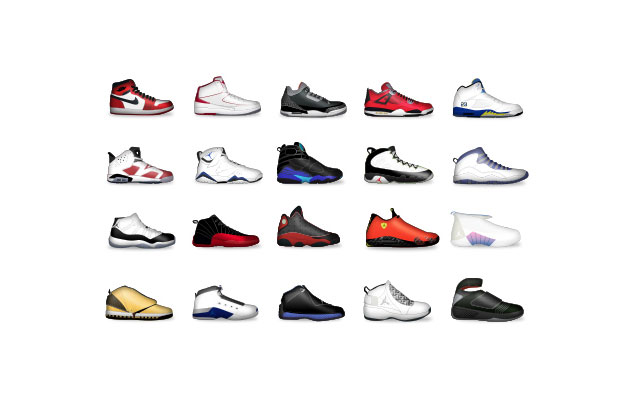 Foot Locker just released something all your sneaker friends have been  dying for – emojis picturing your favorite Air Jordan shoes. This awesome  feature is ...