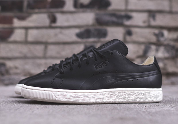 418e70f641d black leather puma sneakers on sale   OFF32% Discounts