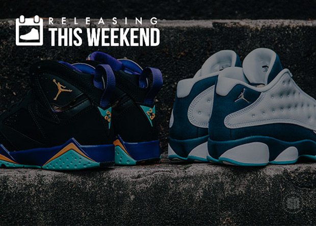 quality design abca5 c2f9b Sneakers Releasing This Weekend - April 18th, 2015 - SneakerNews.com