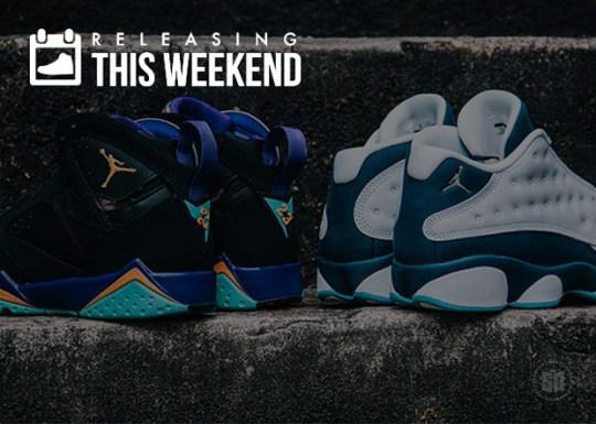 Sneakers Releasing This Weekend – April 18th, 2015