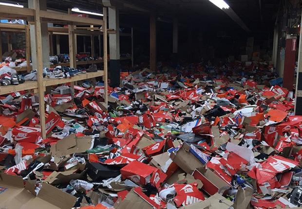 Sportsmart Sneaker Store in Baltimore