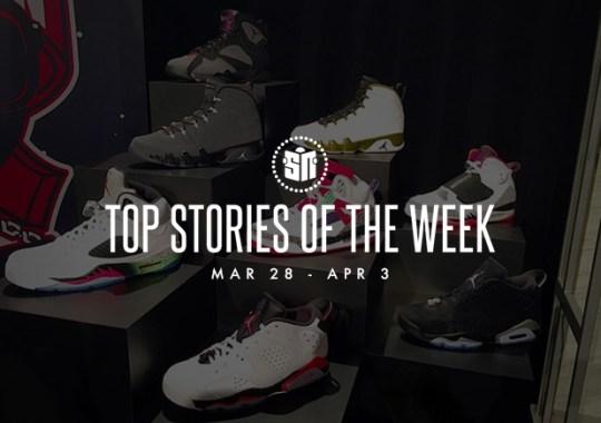Top Stories Of The Week: 03/28 – 04/03