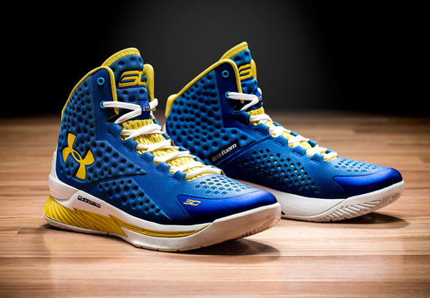 75388bbe463a How Under Armour s Charged Foam Propelled Steph Curry To Break His ...