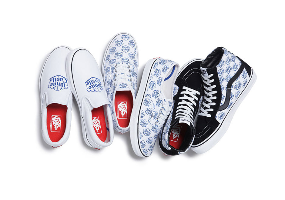 Supreme's Collaboration With White Castle and Vans Is What You Crave -  SneakerNews.com