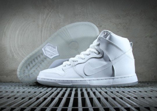 """Some Legend Blue Would Make These The """"Columbia"""" SB Dunks"""