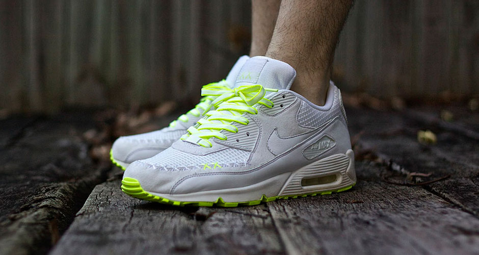 f47e4f6a7c The cult followers of the Nike Terra Sertig trail shoe were stoked when  this special Air Max 90 release hit stores shelves in 2005. At the time,  speckle ...