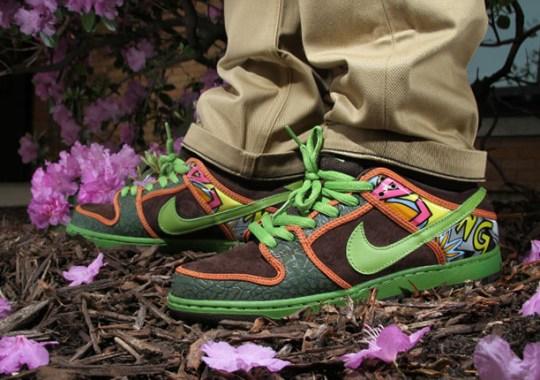 De La Soul's Nike SB Dunk Low Releases This Saturday