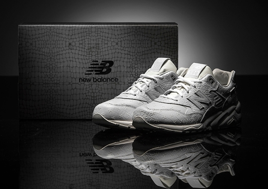 New Balance MRT580XX All-White Special Edition