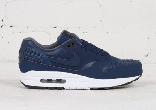 "Nike Air Max 1 Woven ""Midnight Navy"" – Available"