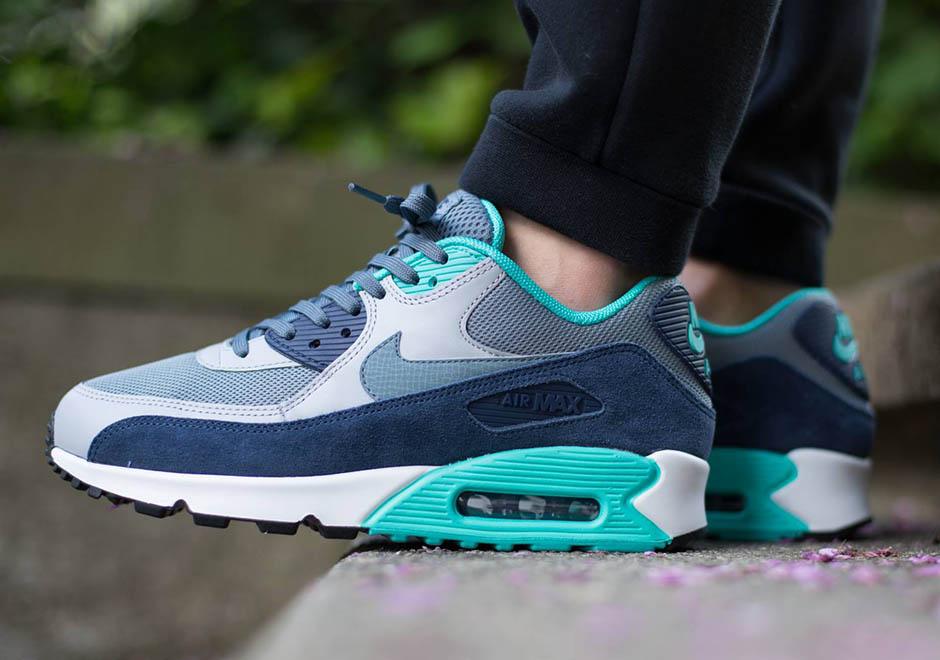 90 Air Graphite Max Nike Blue wzdEd0q