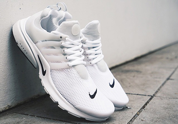 026fac92e0 Nike Brings Back The Air Presto in White and Black - SneakerNews.com