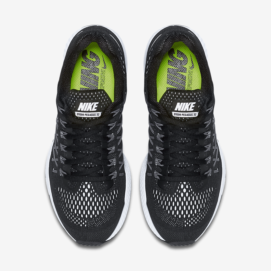 nike pegasus 32 men black