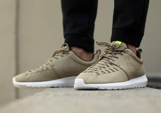 "Nike Roshe Run NM Woven ""Bamboo"""