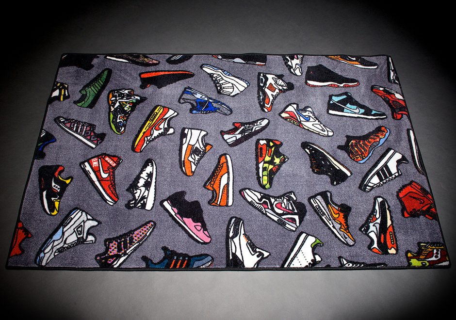 Sneakerhead Home Decor Gets A Massive Upgrade With The