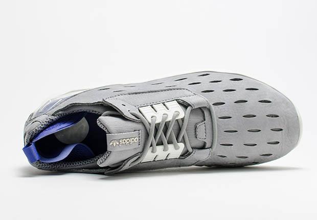 Adidas Zx 8000 Azul Impulso Noir kITCh