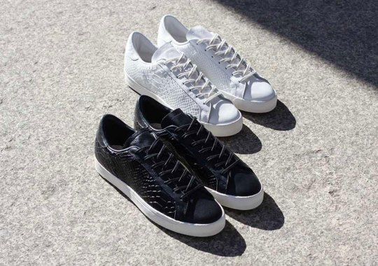 """A Detailed Look at the adidas Consortium Rod Laver """"Python"""" Pack"""