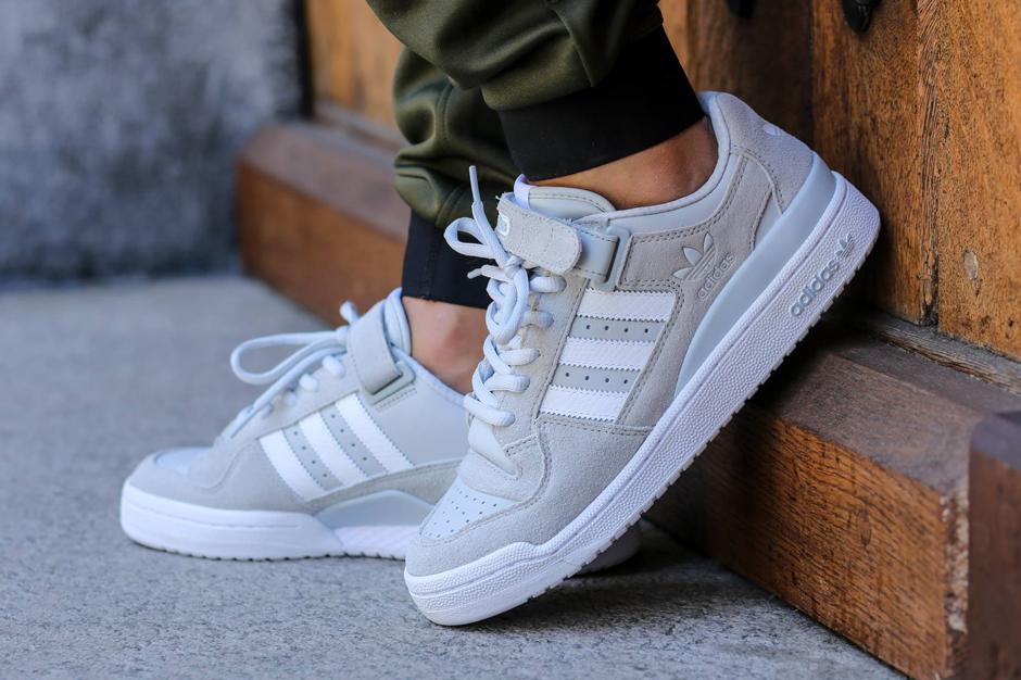 Adidas Mens Forum Lo pas cher