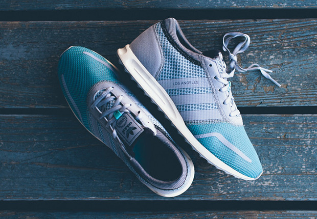 adidas gets you ready for summer with an updated version of the classic  L.A. Trainer d152a9170cc4