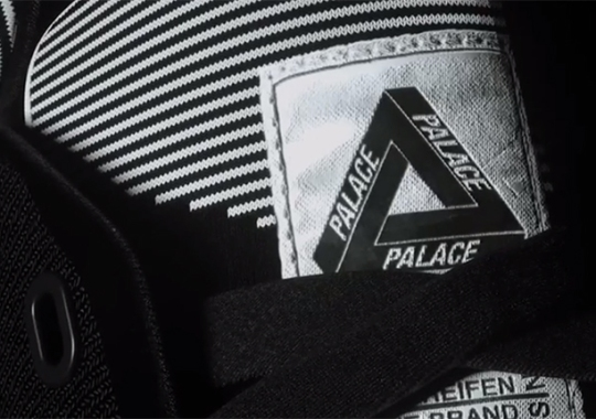 Is Palace Skateboards Getting Their Own adidas Sneaker?