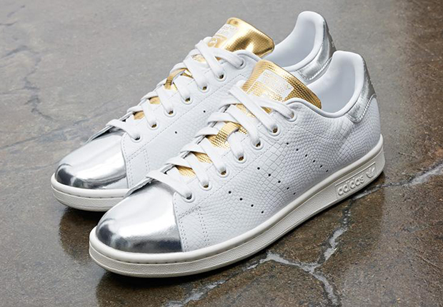 afdfc4bf814f1 adidas Catches Our Attention Again With Snakeskin