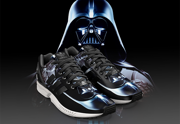 be01f4e7a7fb9 Star Wars Collides With the adidas  miZXFLUX App - SneakerNews.com