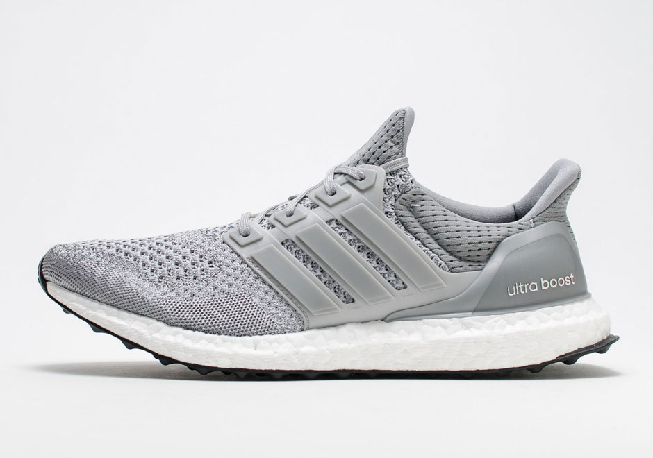 66d82ef57 The adidas Ultra Boost Comes in Silver - SneakerNews.com
