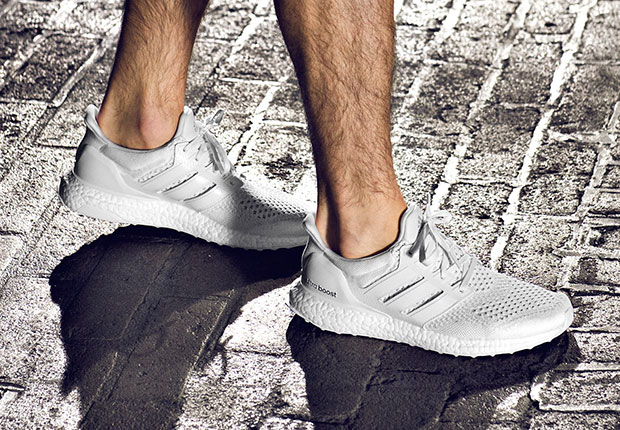 Adidas Ultra Boost Triple White Celebrities