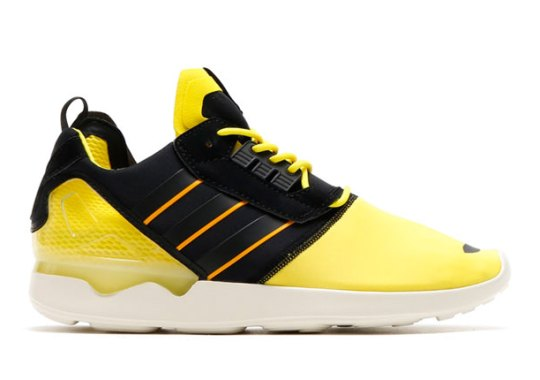 adidas ZX 8000 Boost in Bright Yellow