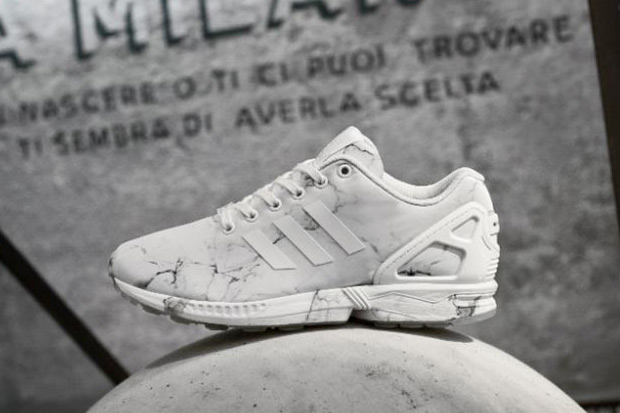 Italian Marble Adorns This Milan Exclusive adidas ZX Flux