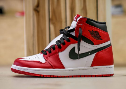 """Air Jordan 1 Retro High OG """"Chicago"""" – Release Reminder"""