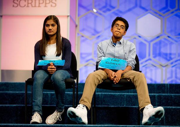 Sneakerheads At The Spelling Bee: Co-Champion Wears Air Jordan 11s