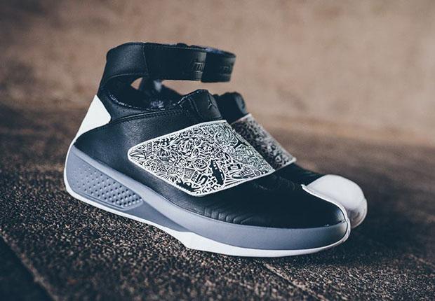 872e4a08e149 The Air Jordan 20 Retro