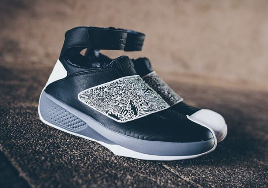 "The Air Jordan 20 Retro ""Cool Grey"" Releases on June 6th"