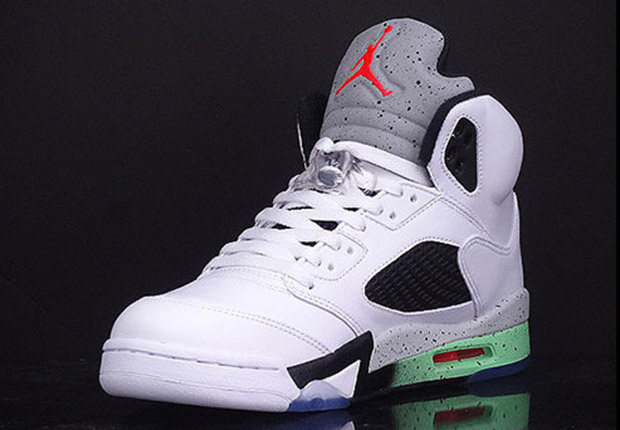 "Take another look at the Air Jordan 5 ""Pro Stars"" ahead of their release on  June 6th 249d34634"