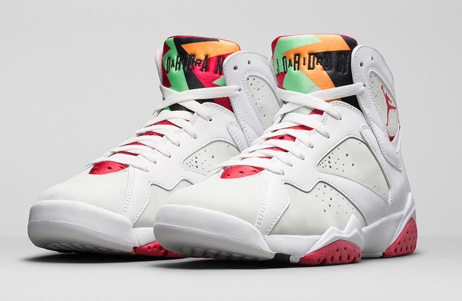 "competitive price c08c4 f3561 Air Jordan 7 Retro ""Hare"" – Official Images"