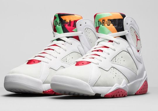 "Air Jordan 7 Retro ""Hare"" – Official Images"