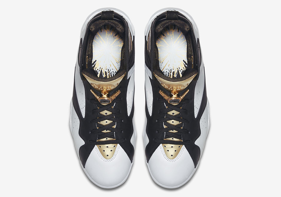 92429d26125a31 ... Shoes jordan 7 champagne Jordan 7 Cigar And Champagne Photos  SneakerNews.com Air ...