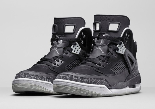 "Jordan Spiz'ike ""Cool Grey"" Releases On May 20th"